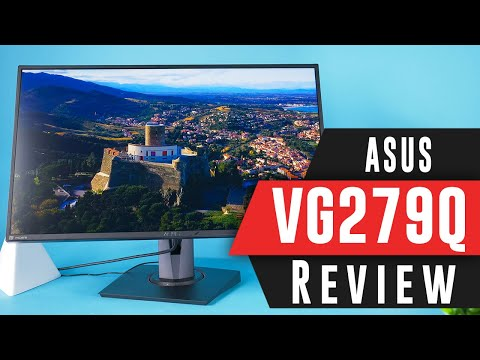 ASUS VG279Q Review|Watch Before You Buy