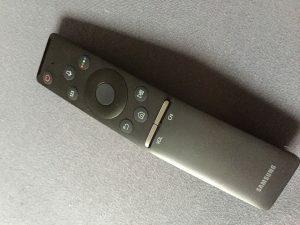 Fernbedienung des Samsung MU6179