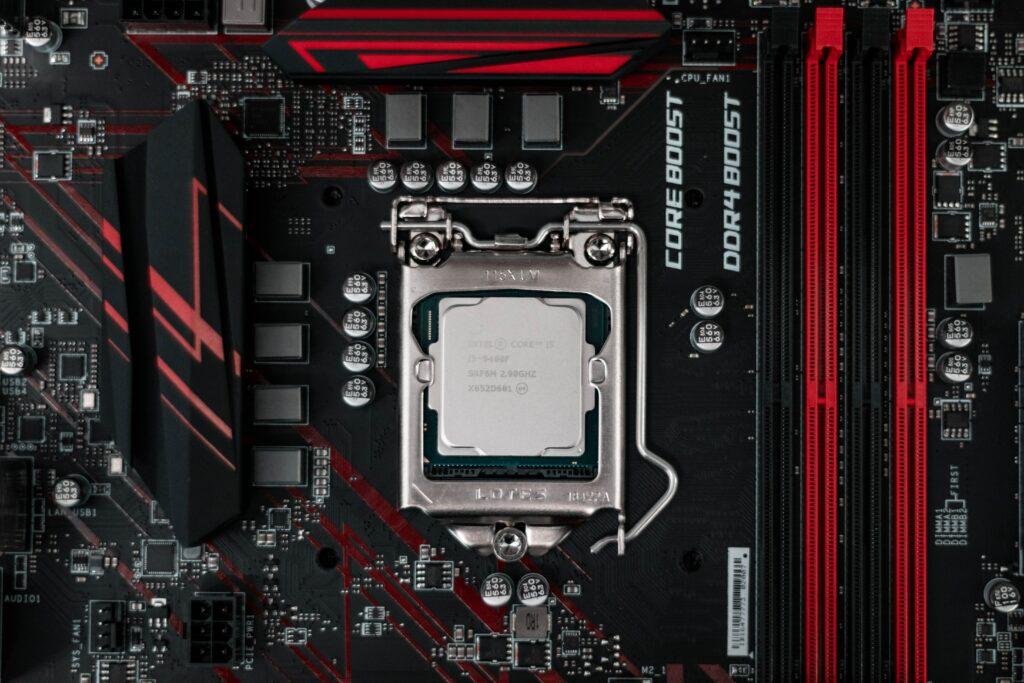 Gaming PC Prozessor